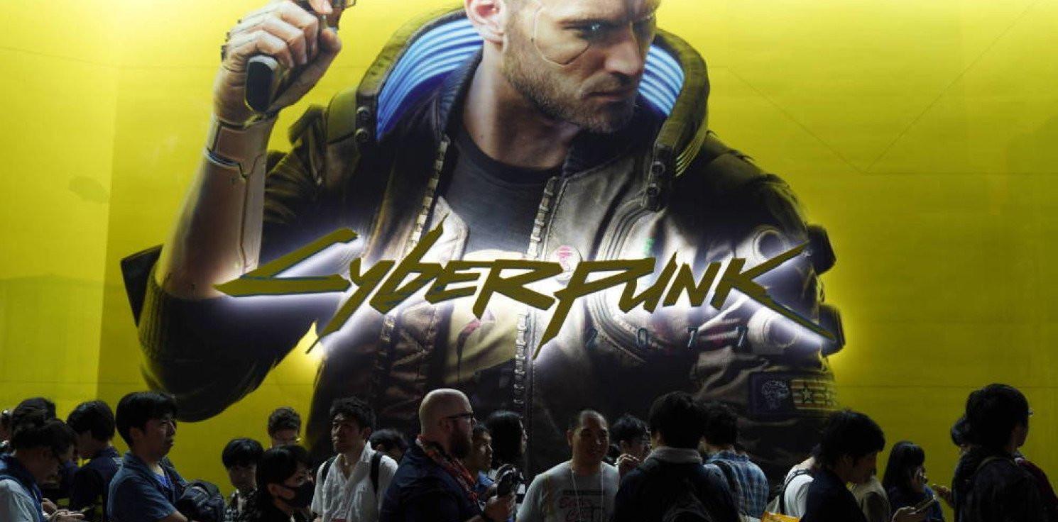 Rozmaitości - Po premierze gra Cyberpunk 2077 pobiła rekord liczby graczy na platformie Steam