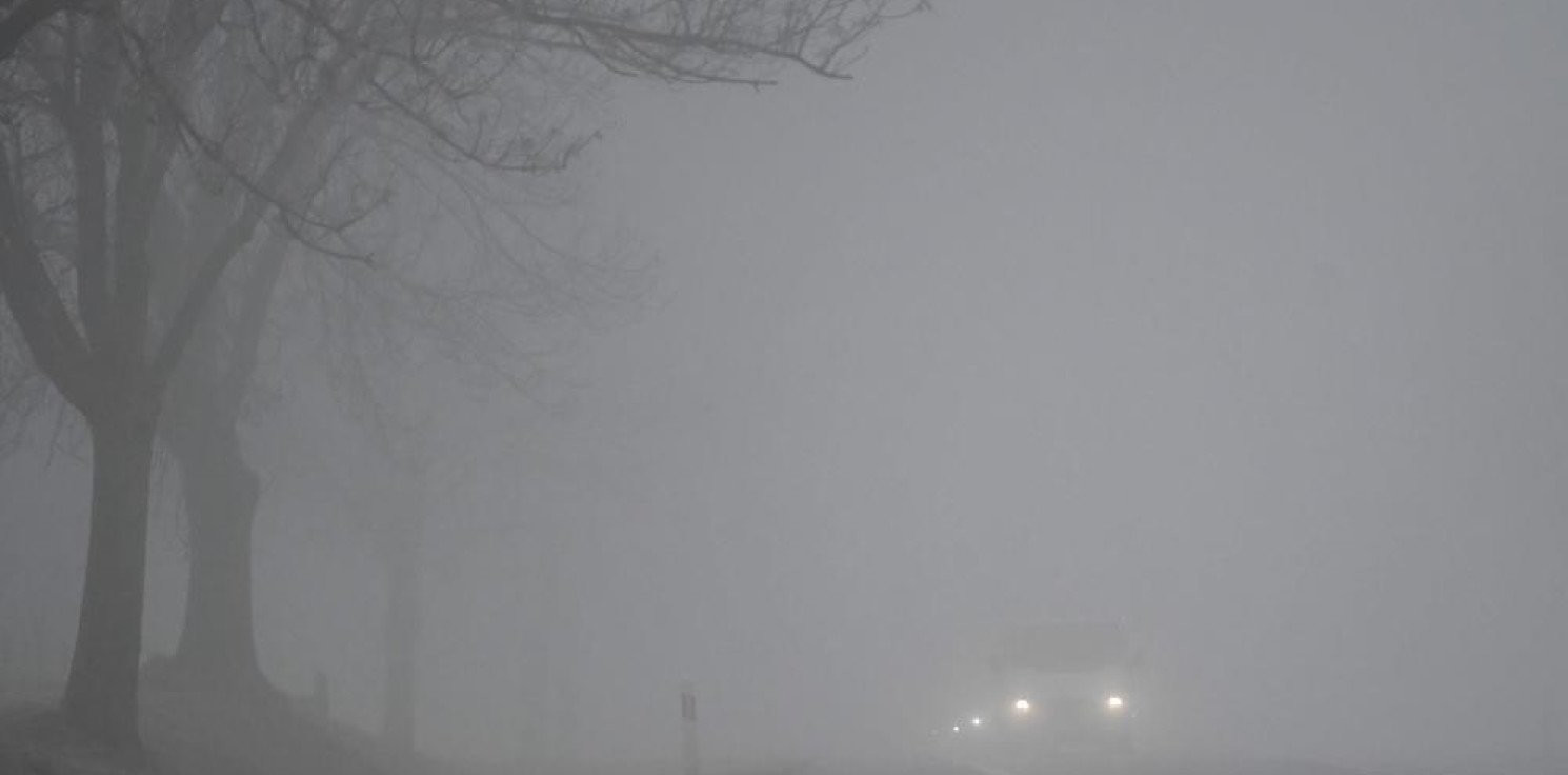Region - IMGW ostrzega przed oblodzeniem i gęstą mgłą; alerty dla 11 województw