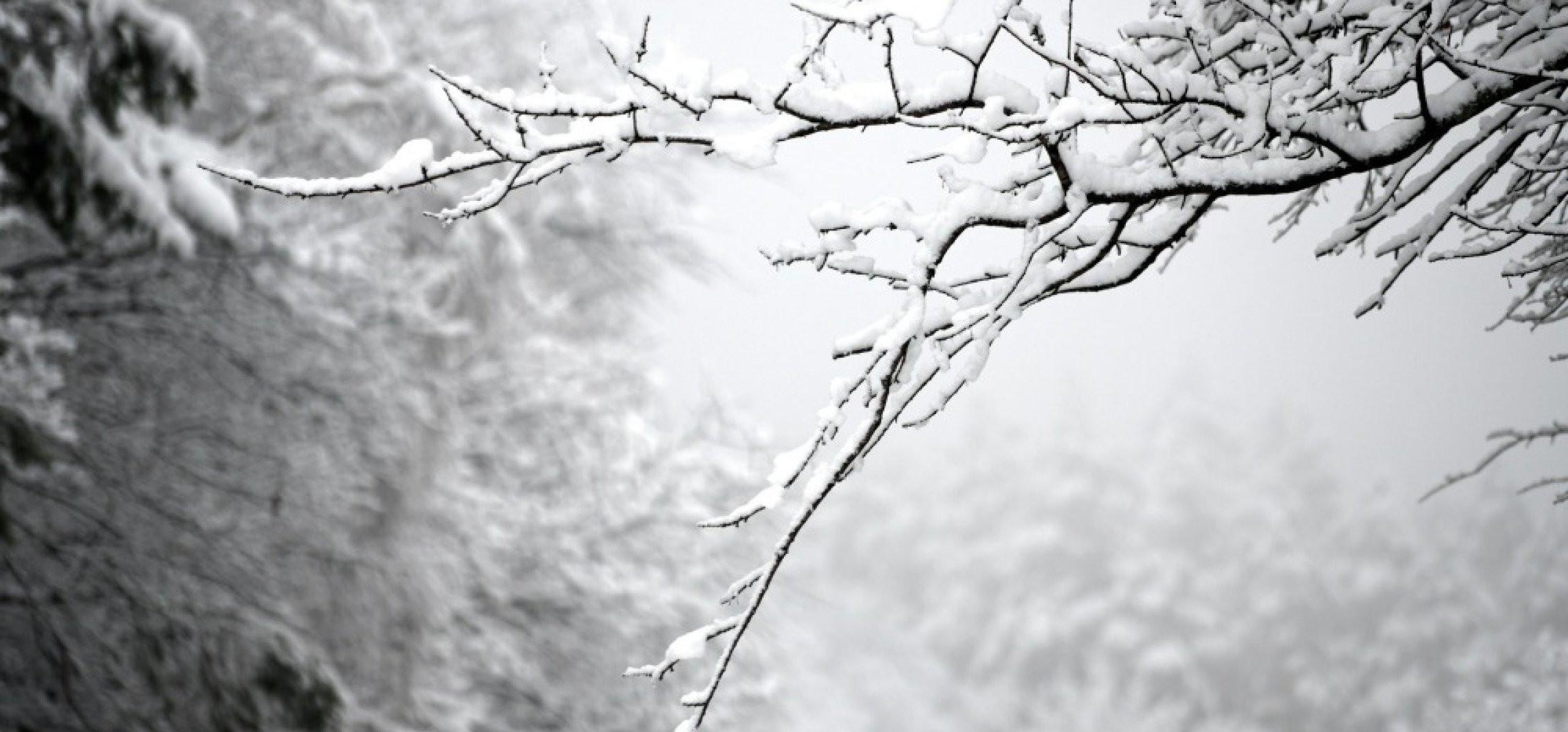Kraj - Synoptyk z IMGW: będzie trochę chłodniej; temperatury około zera i opady śniegu